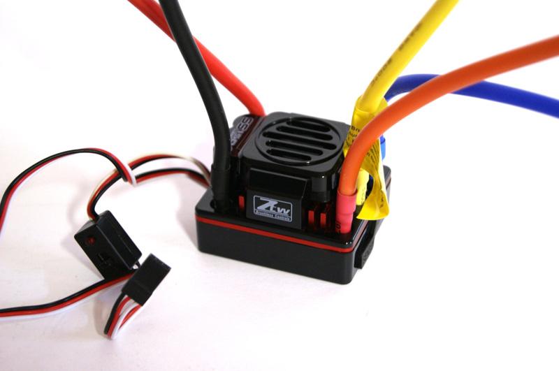 ESC 1/8 auto 2/6 S 150A ZTW sensored