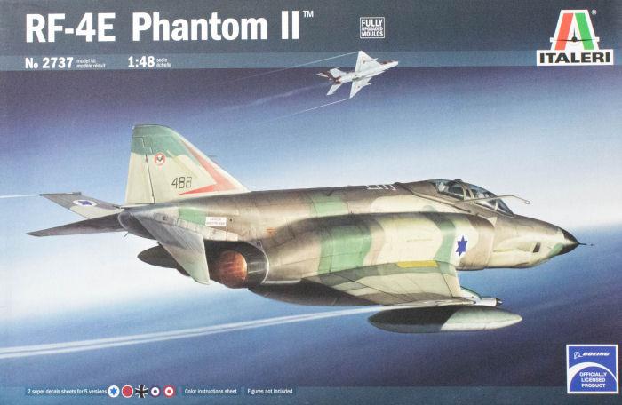 1/48 RF-4E PHANTOM II