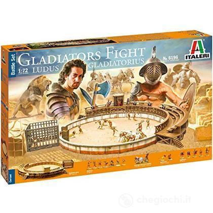 1/72 Arena Gladiatori Gladiators Fight Ludus Scala