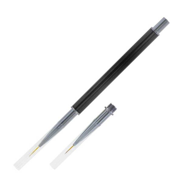 Super Fine Detail brush with 2 replaceable tips (7mm, 9mm)