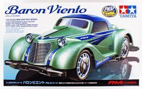 1/32 MINI 4WD BARON VIENTO TELAIO FM-A