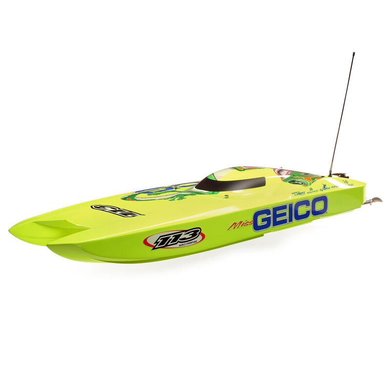 MISS GEICO 36 TWIN BRUSHLESS RTR