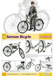 1/6 German Bicycle