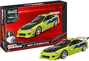 1/25 Fast & Furious - Brian's 1995 Mitsubishi Eclipse