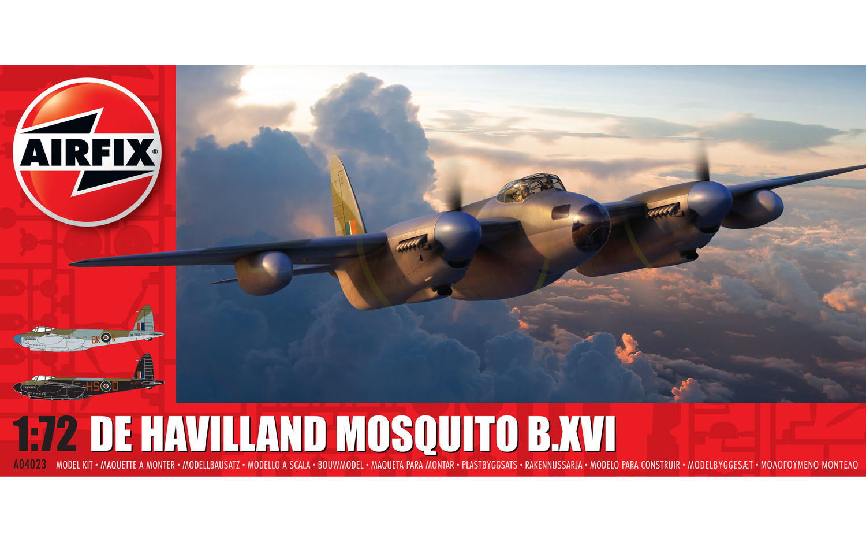 1/72 De Havilland Mosquito