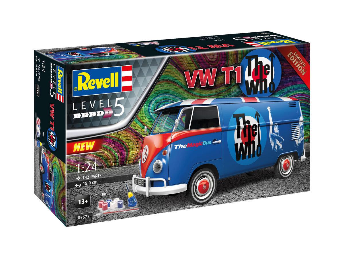 1/24 Gift Set VW T1