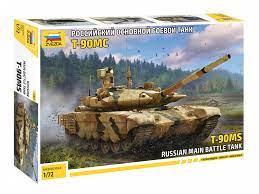 1/72 T-90MS Russian Main Battle Tank