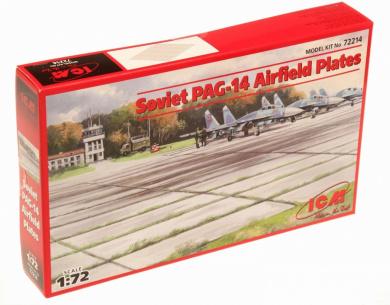 1/72 Soviet PAG-14 Airfield Plates