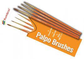 Palpo Brush Pack [Size 000, 0, 2, 4]