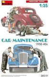 1/35 CAR MAINTENACE 1930-40