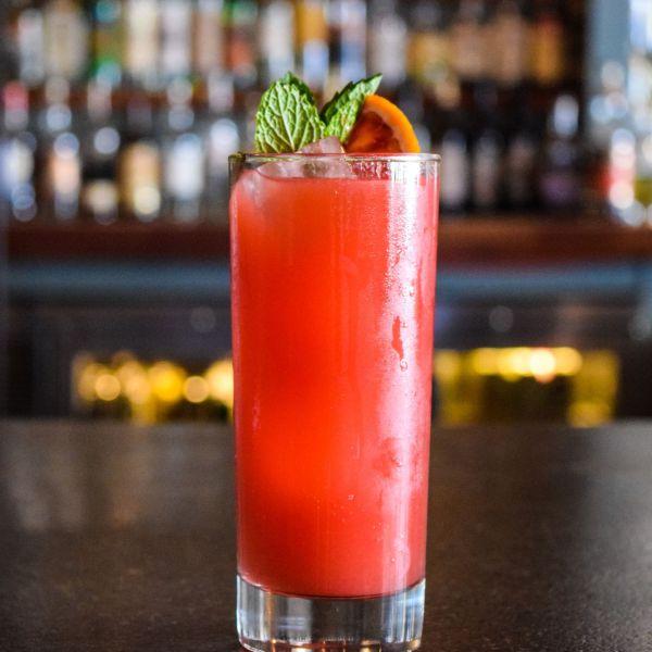Red Mocktail