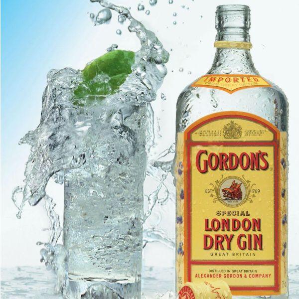 Gordon's + Tonica